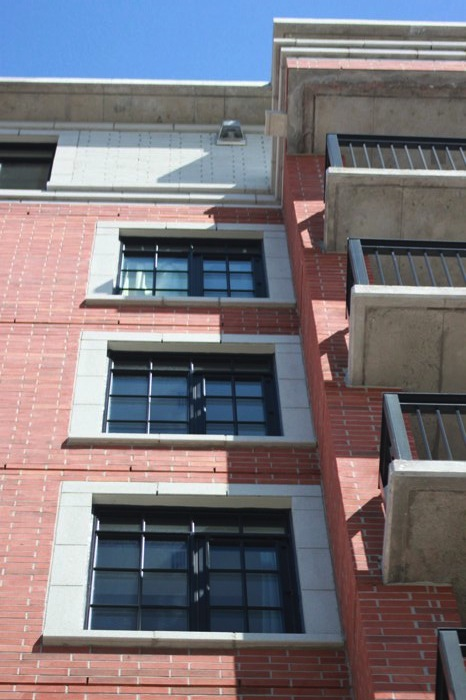 Commercial Fixed Windows : Cahill commercial series ca rs fixed window