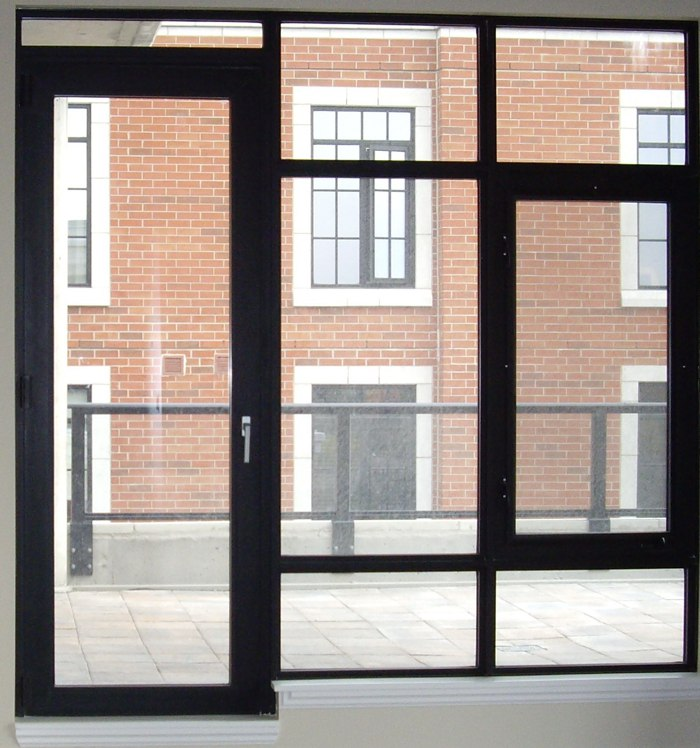 Download More Information Here. & Cahill Commercial | Series 720 Terrace Door